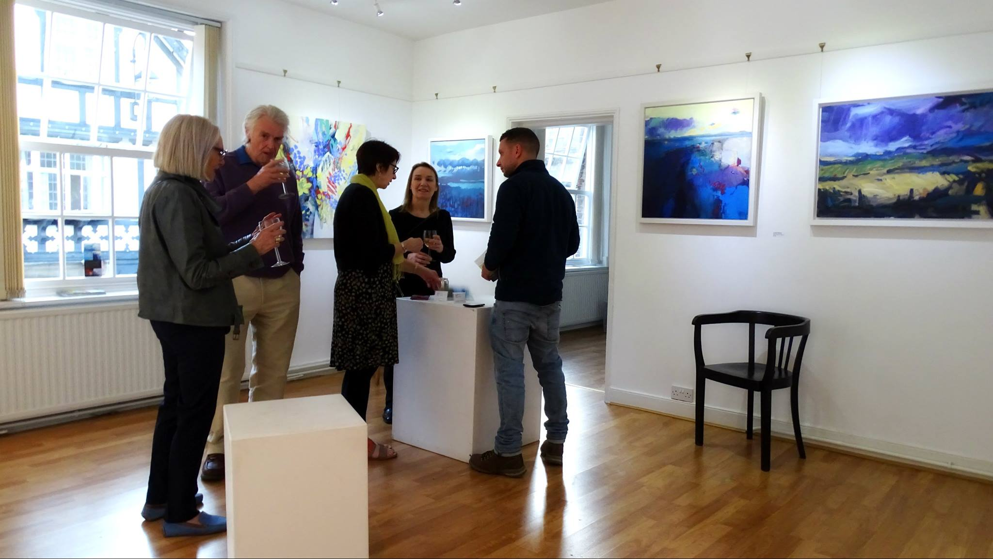 Chester Art Centre always hosts interesting art and performing art exhibitions throughout the year.